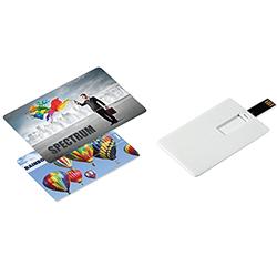 4 GB Kartvizit USB Bellek
