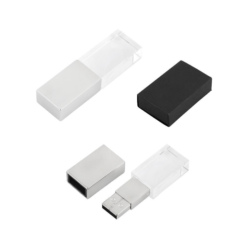 32 GB Kristal USB Bellek
