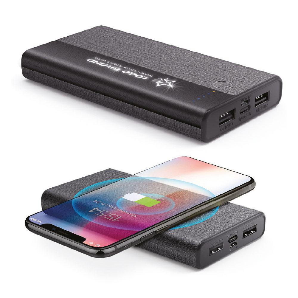 Wireless Mobil Şarj Cihazı 10000 mAh