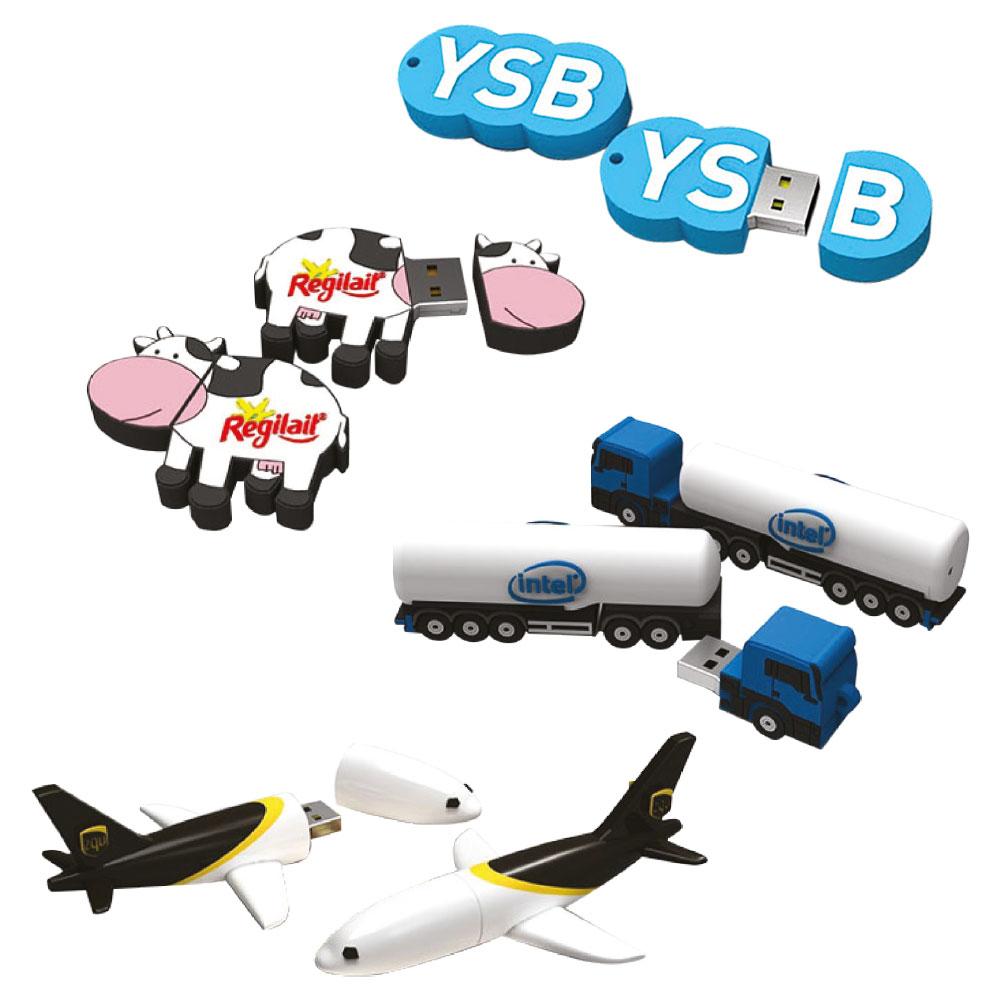 Özel Tasarım USB Bellek