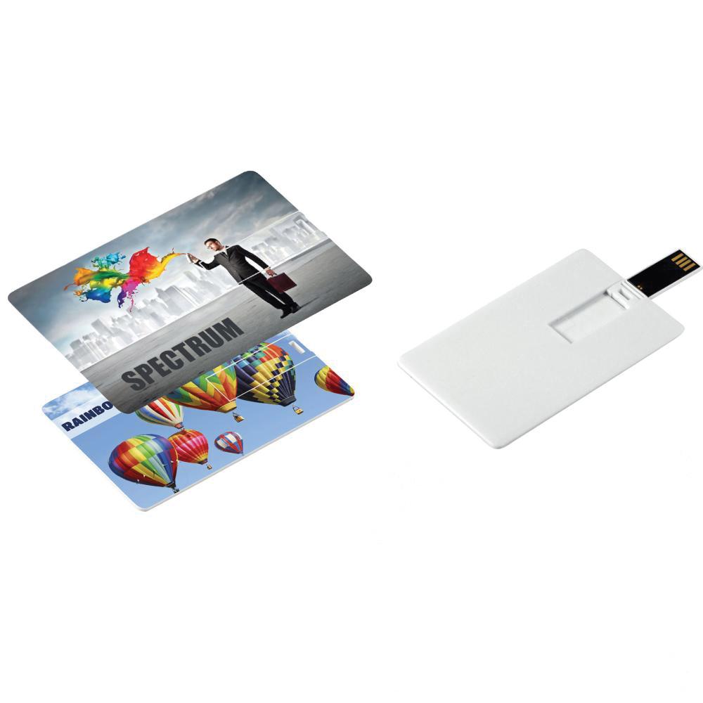 4 GB KARTVİZİT USB BELLEK
