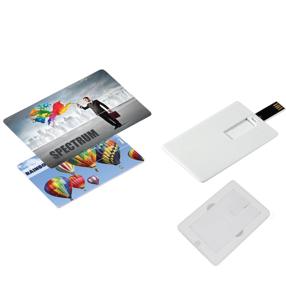 64 GB KARTVİZİT USB BELLEK