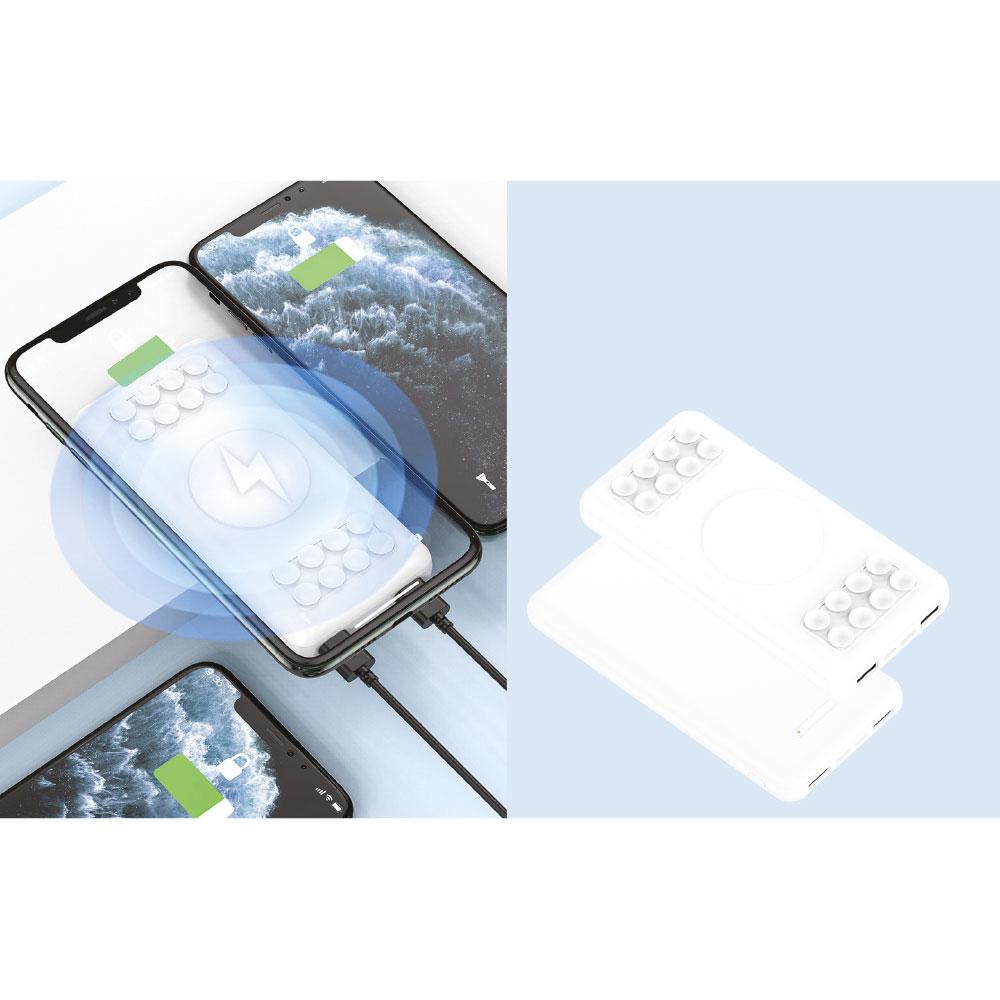 Wireless Mobil Şarj Cihazı 10.000 mAh